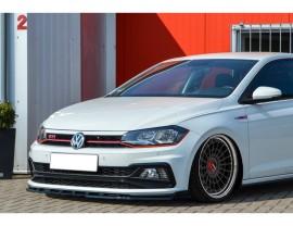 VW Polo AW GTI Invido Front Bumper Extension