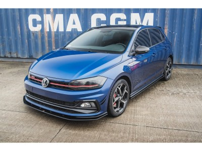 VW Polo AW GTI Matrix Front Bumper Extension