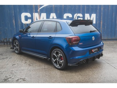 VW Polo AW GTI Matrix Rear Bumper Extension