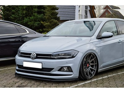 VW Polo AW Intenso Front Bumper Extension