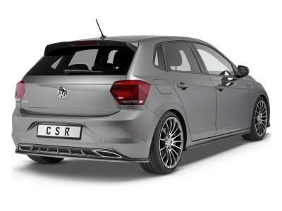 VW Polo AW R-Line Extensie Bara Spate CX