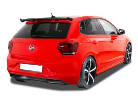 VW Polo AW RX Rear Wing