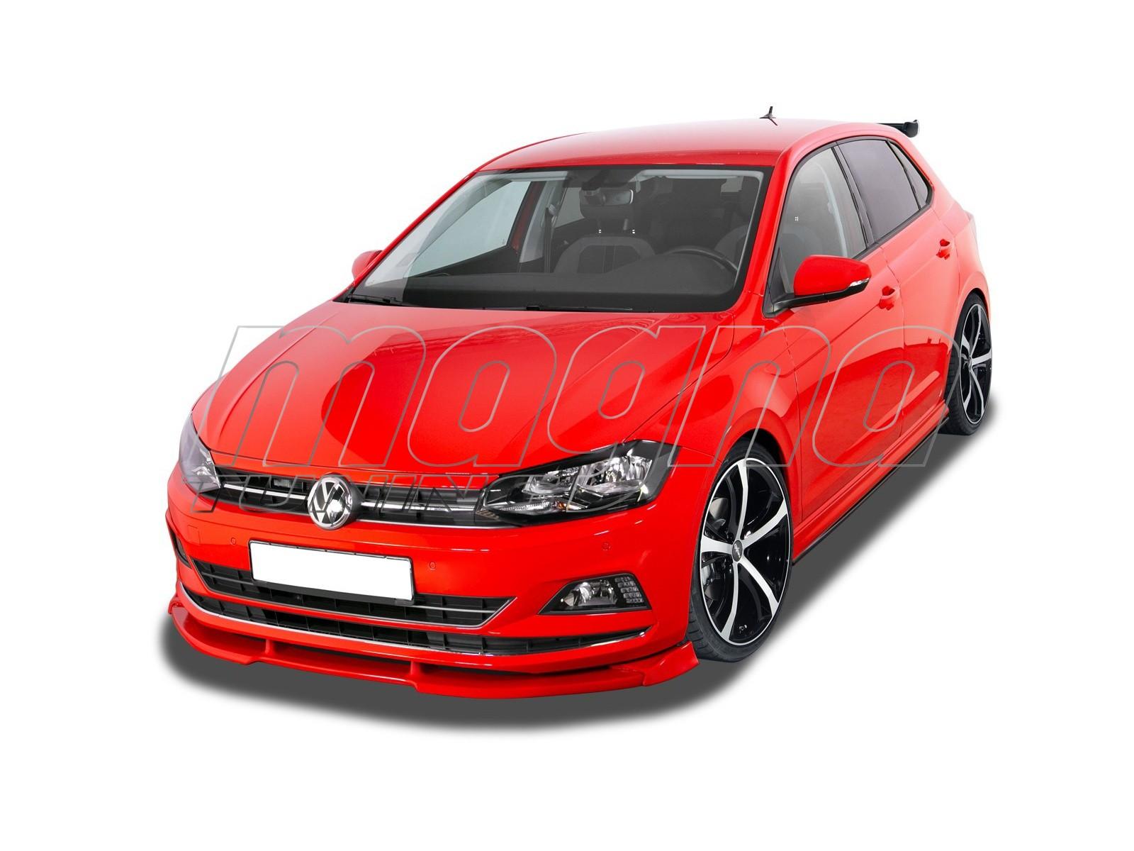 VW Polo AW Verus-X Front Bumper Extension