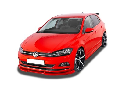 VW Polo AW Verus-X Front Bumper Extension