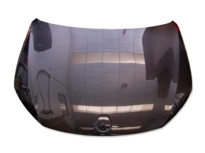 VW Scirocco Capota OEM Fibra De Carbon
