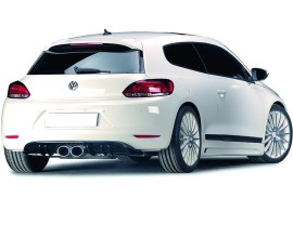 VW Scirocco E-Style Rear Bumper Extension
