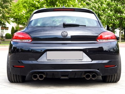 VW Scirocco Enos Rear Bumper Extension