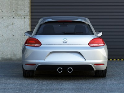 VW Scirocco Extensie Bara Spate M2