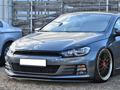 VW Scirocco Facelift Nervo Front Bumper Extension