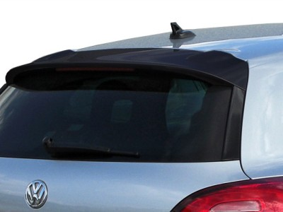 VW Scirocco GTX Carbon Fiber Rear Wing