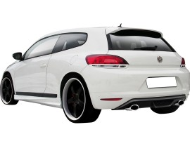 VW Scirocco MX Rear Bumper Extension