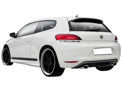 VW Scirocco MX Rear Bumper Extension