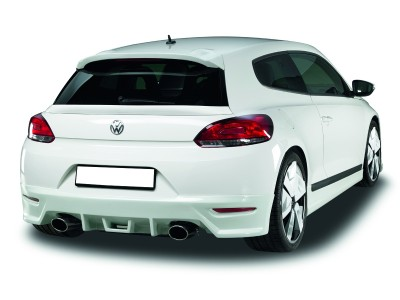 VW Scirocco N2 Rear Wing