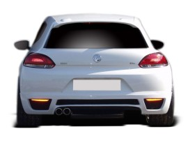 VW Scirocco Octo Rear Bumper Extension