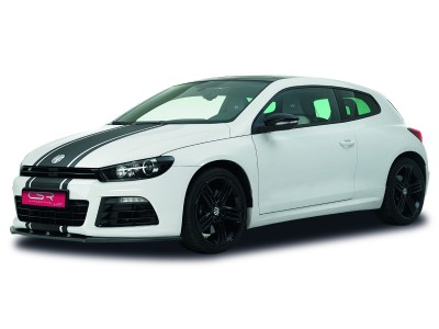 VW Scirocco R Citrix Front Bumper Extension
