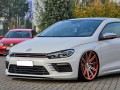 VW Scirocco R Facelift NX Front Bumper Extension