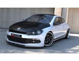 VW Scirocco R-Line Sport Front Bumper Extension