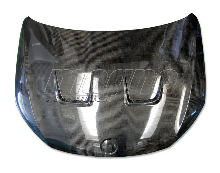 Vw Scirocco R Look Carbon Motorhaube