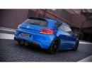 VW Scirocco R M2 Rear Bumper Extension