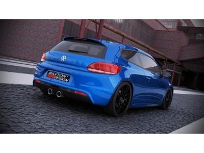 VW Scirocco R MR2 Rear Bumper Extension