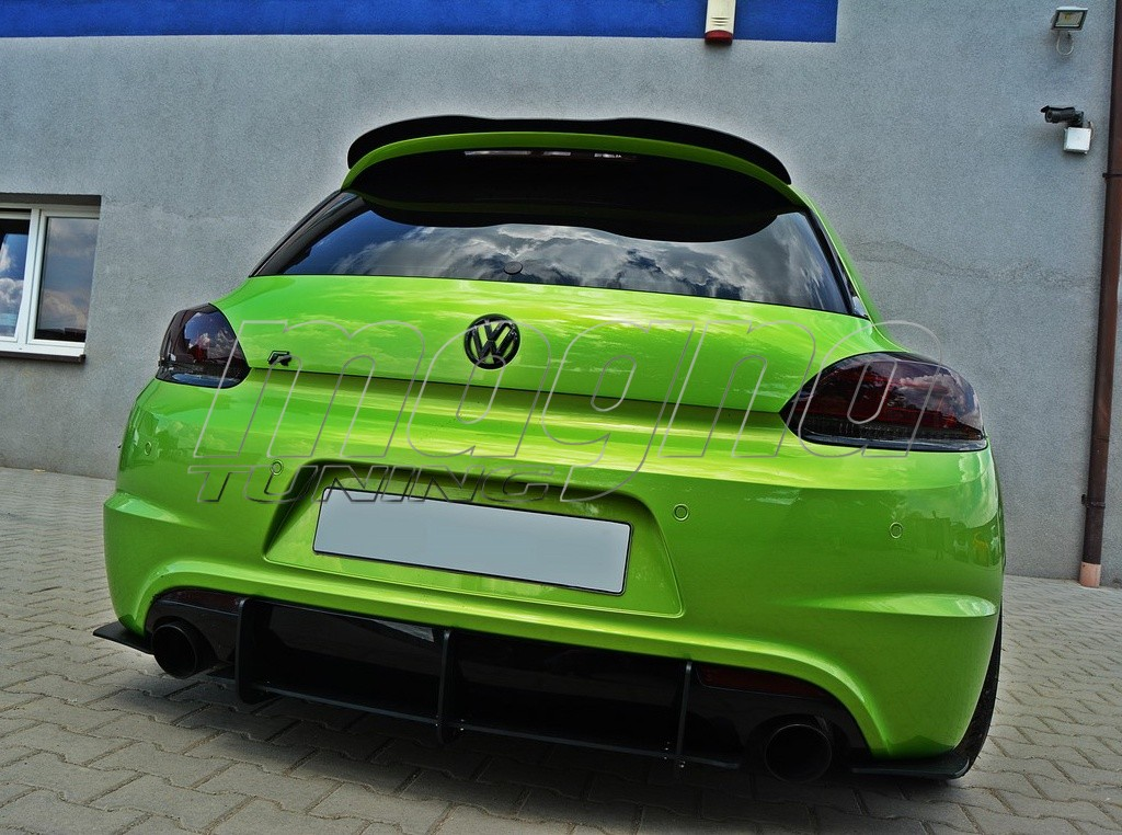 vw scirocco r matrix body kit. Black Bedroom Furniture Sets. Home Design Ideas