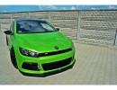 VW Scirocco R Matrix Front Bumper Extension