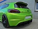 VW Scirocco R Matrix Rear Bumper Extension