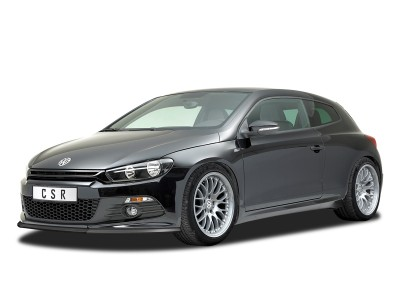 VW Scirocco R N2 Front Bumper Extension