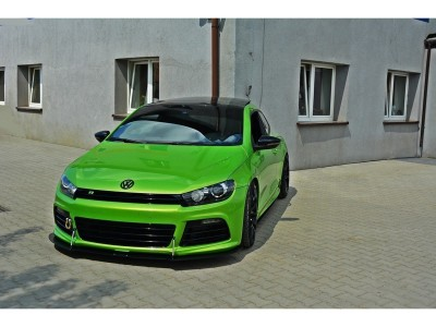 VW Scirocco R Racer Front Bumper Extension