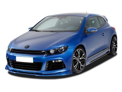VW Scirocco R V2 Front Bumper Extension