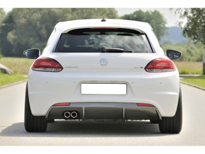 VW Scirocco Razor Rear Bumper Extension