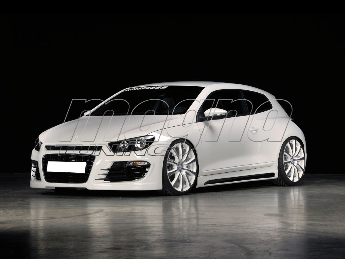 vw scirocco recto body kit. Black Bedroom Furniture Sets. Home Design Ideas