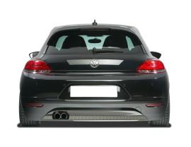 VW Scirocco Speed Rear Bumper Extension