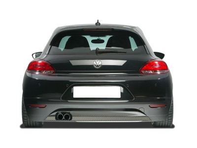 VW Scirocco Speed Rear Bumper Extension