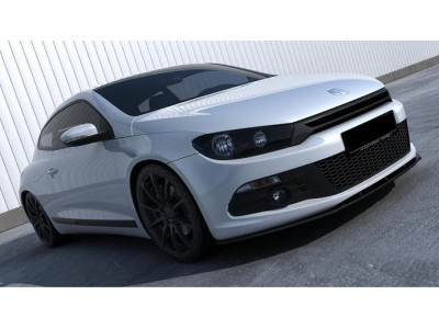VW Scirocco Sport Front Bumper Extension