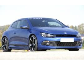 VW Scirocco Vortex Front Bumper Extension
