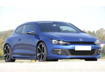 VW Scirocco Vortex Front Bumper Extension