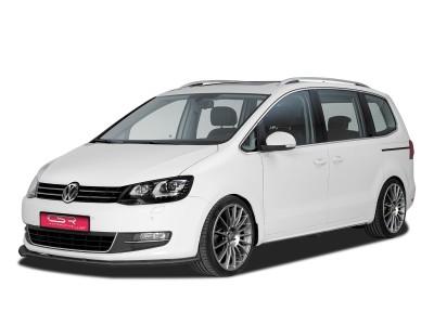 VW Sharan 7N CX Front Bumper Extension
