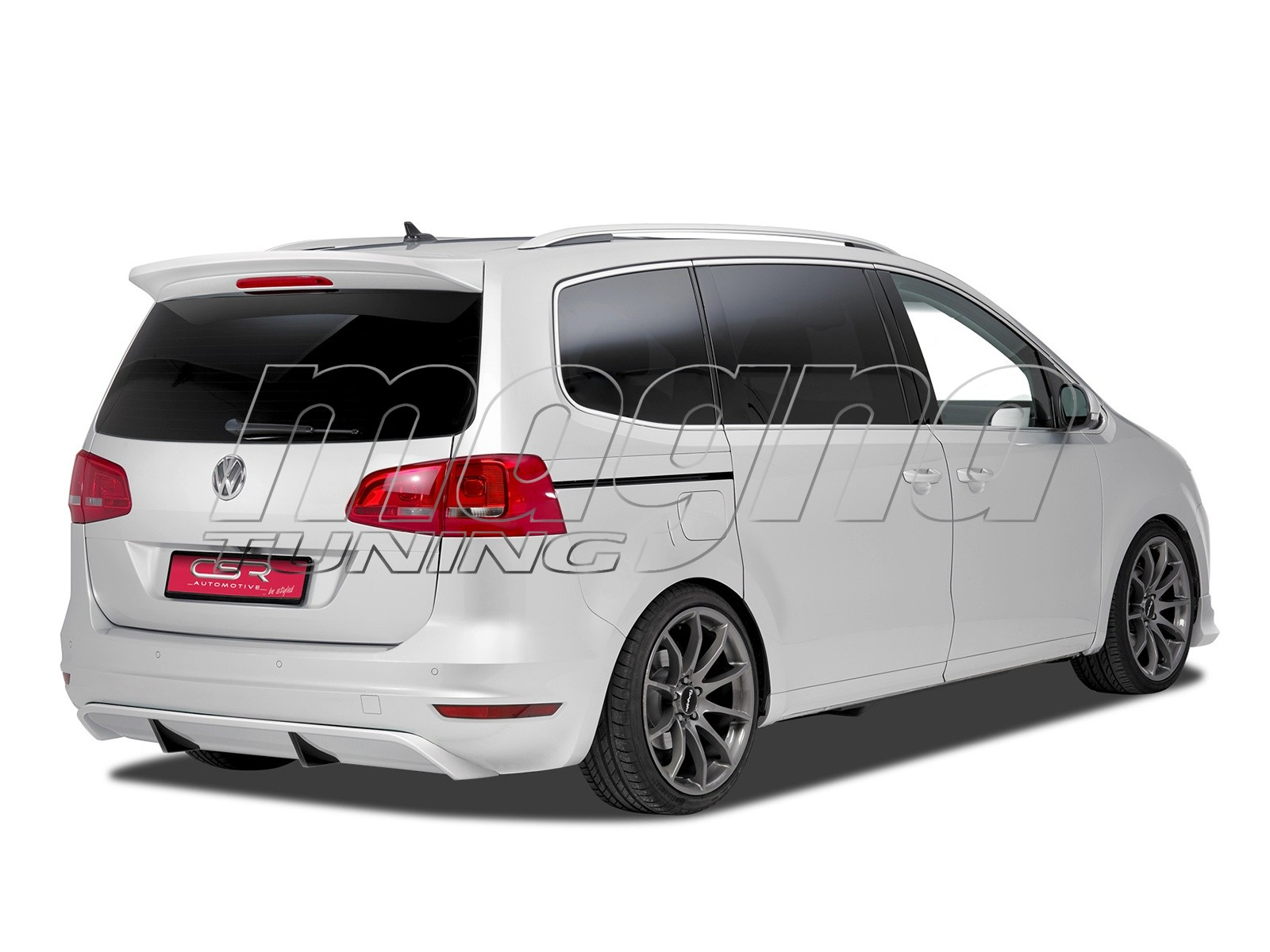vw sharan 7n crono body kit. Black Bedroom Furniture Sets. Home Design Ideas
