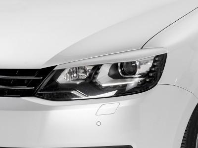 VW Sharan 7N Crono Scheinwerferblenden