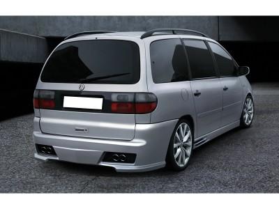 VW Sharan Cronos Heckstossstange