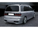 VW Sharan Cronos Rear Bumper