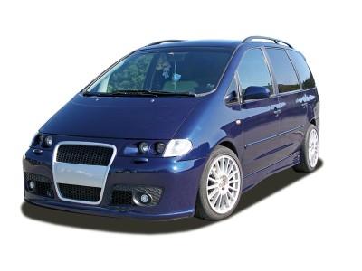 VW Sharan GTX Front Bumper