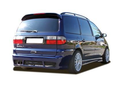VW Sharan GTX Heckstossstange