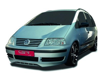 VW Sharan NewLine Front Bumper Extension