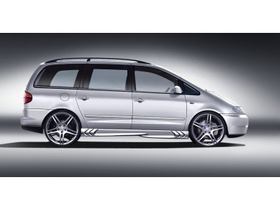 VW Sharan Power Side Skirts
