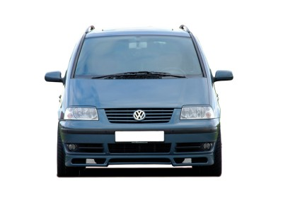 VW Sharan Razor Front Bumper Extension