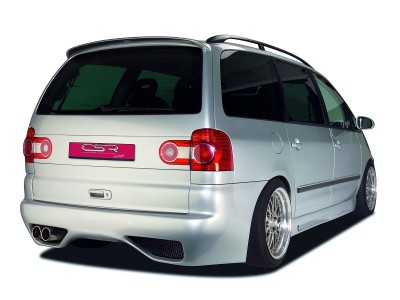 VW Sharan XXL-Line Rear Bumper