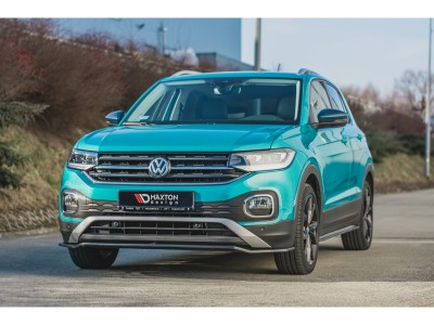 VW T-Cross MX Front Bumper Extension