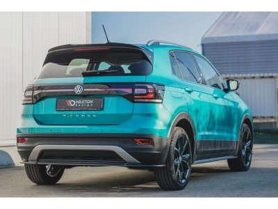 VW T-Cross MX Rear Bumper Extension